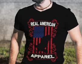 Nro 36 kilpailuun Real American Apparel designs käyttäjältä stsohel92