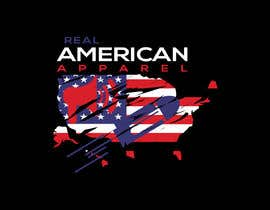 Nro 12 kilpailuun Real American Apparel designs käyttäjältä mrabbi4980