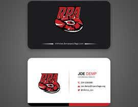 Nro 75 kilpailuun create double side card - RPA käyttäjältä ronyahmedspi69