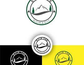 Nro 53 kilpailuun mountain vintage badge logo käyttäjältä NajirIslam