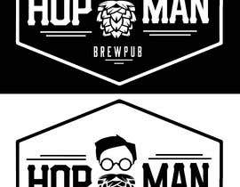 #29 pentru As you can see, we have a logo, but we need to change the slogan of it and some words. Instead of Hop Doc  - we want it to be Hop Man. And slogan should be Brewpub. If we will like your style - we will work a lot in the future! de către PSdesigner280