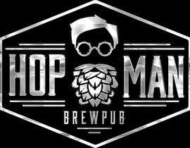 #33 pentru As you can see, we have a logo, but we need to change the slogan of it and some words. Instead of Hop Doc  - we want it to be Hop Man. And slogan should be Brewpub. If we will like your style - we will work a lot in the future! de către PSdesigner280
