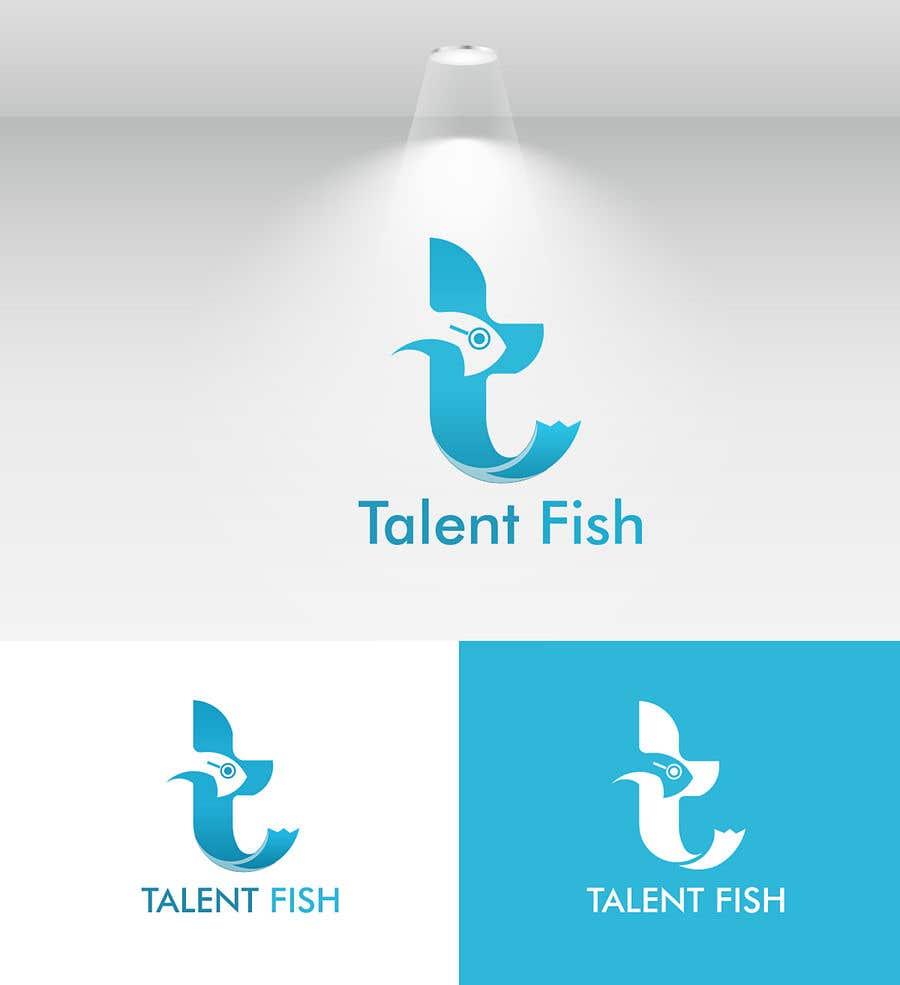 Bài tham dự cuộc thi #94 cho Logo Design for company: Talent Fish