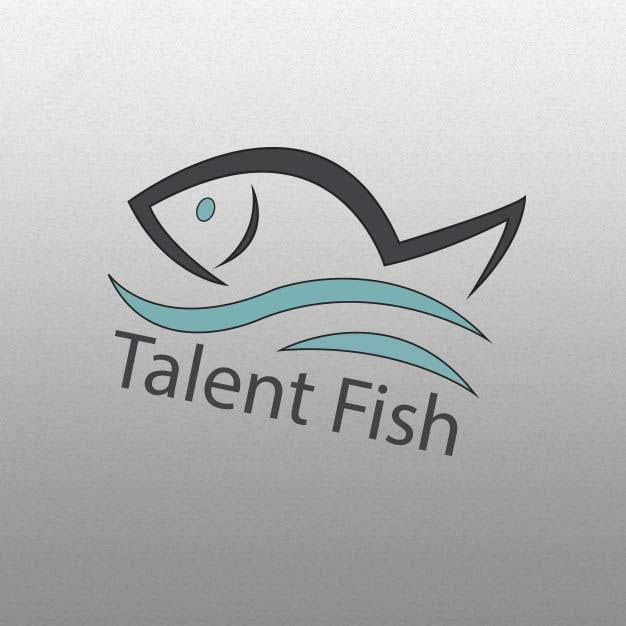 Bài tham dự cuộc thi #62 cho Logo Design for company: Talent Fish