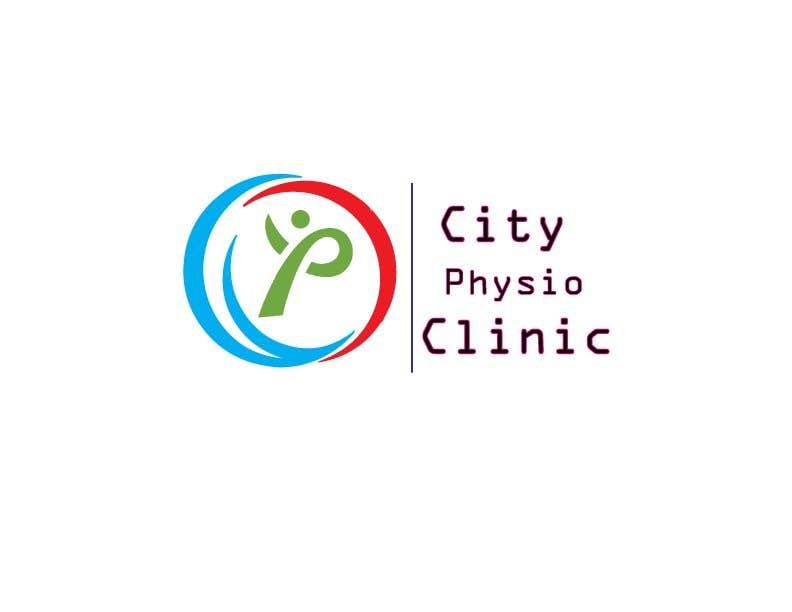 Kilpailutyö #57 kilpailussa Logo design for Physiotherapy Clinic