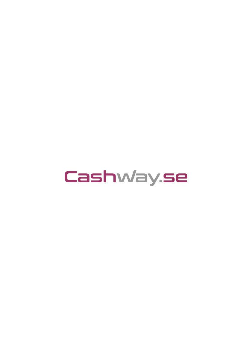 Konkurrenceindlæg #37 for Logo for loan comparison site Cashway.se