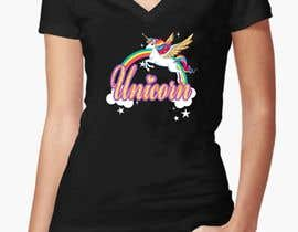 #19 for I need an original design for a unicorn themed t-shirt. It can be for kids or adults. It can be funny or serious...it's up to you. af ar2babul