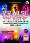 Graphic Design Inscrição do Concurso Nº24 para Make me a Flyer for Praise Dance 2019