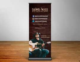#32 cho Vertical Banner Signage for Country Band bởi biswasshuvankar2