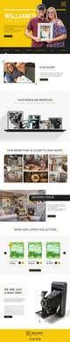 Kilpailutyön #47 pienoiskuva kilpailussa Design Clean, Minimalist, Professional Website Layout and Logo