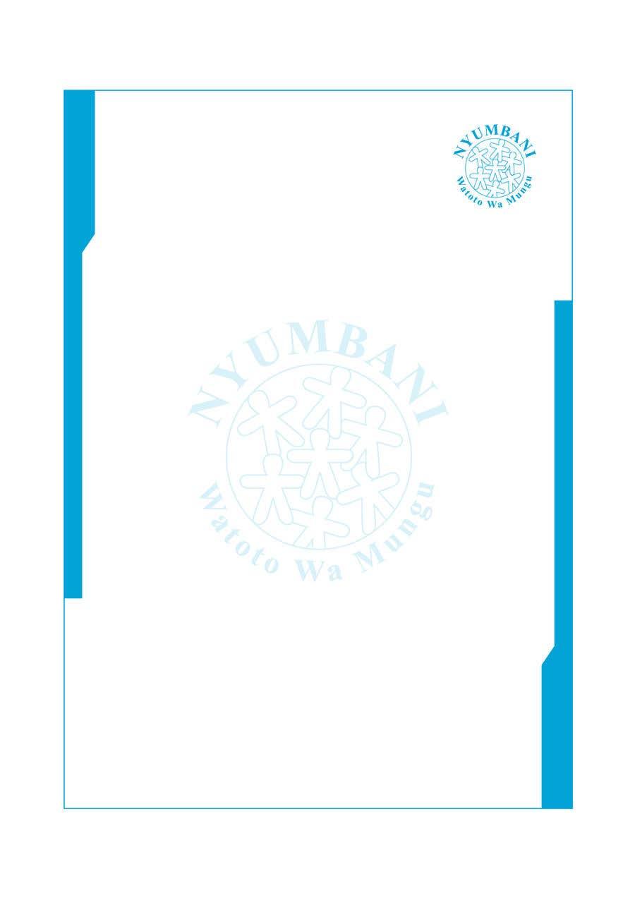 Penyertaan Peraduan #135 untuk design letterhead