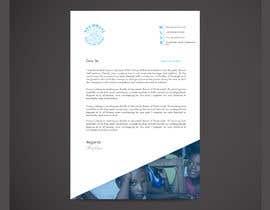 #383 untuk design letterhead oleh designstrokes
