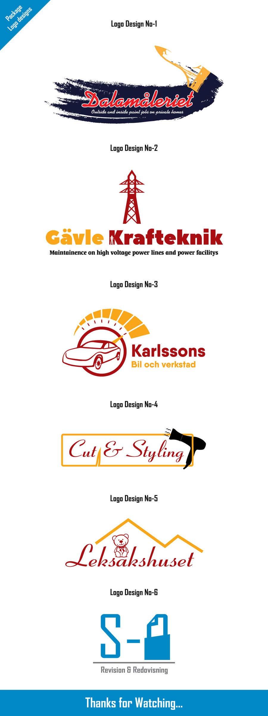 Kilpailutyö #13 kilpailussa Logotype production, long term