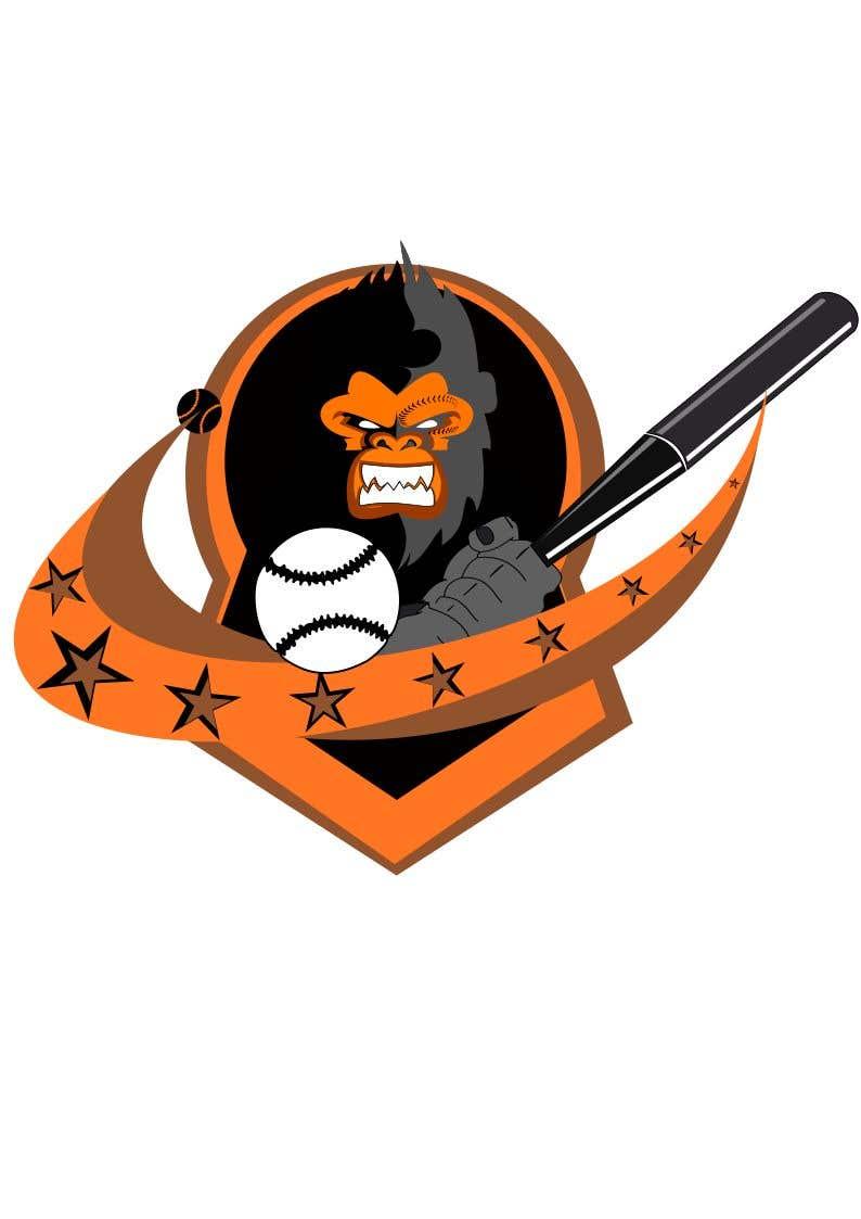 Konkurrenceindlæg #33 for I need a logo for our softball team