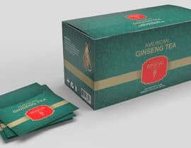 #88 for American Ginseng Tea Bag af samratrajgd