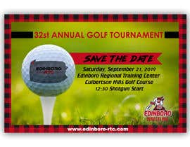 #5 untuk Save The Date ERTC Golf Outing oleh Hannahyan