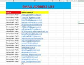 #11 for Email list of registered voters in America by Tawhid898
