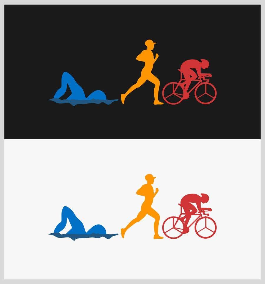 Penyertaan Peraduan #9 untuk Triathlon Characters