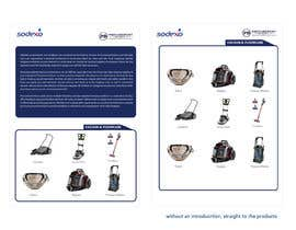 #12 para Design a Catalogue for Print por amirakarmila