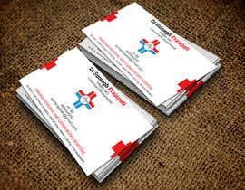 nº 81 pour Bussiness Card Design (Medical) par setu99design