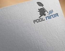 Nro 73 kilpailuun Design a Business logo - Pool Ninja käyttäjältä geraldalberca