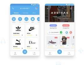 #39 untuk New UX/UI Design for my Mobile Application oleh aparicit