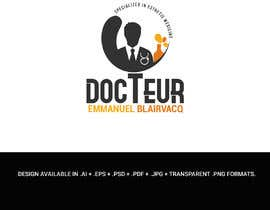 #46 para Logo for a doctor por JohnDigiTech