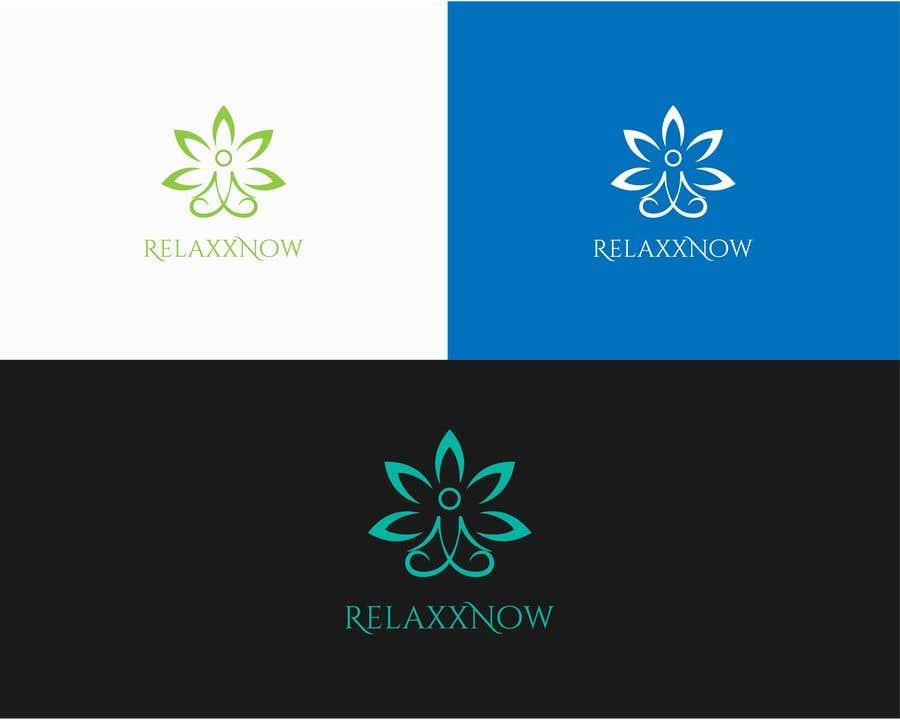 Kilpailutyö #235 kilpailussa RELAXXNOW Logo Design