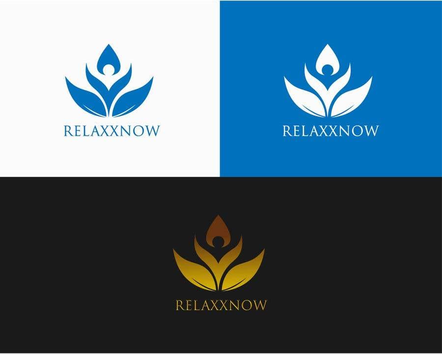 Kilpailutyö #238 kilpailussa RELAXXNOW Logo Design
