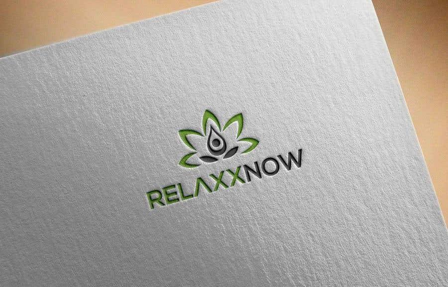 Kilpailutyö #43 kilpailussa RELAXXNOW Logo Design