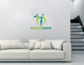 Nro 192 kilpailuun RELAXXNOW Logo Design käyttäjältä mansurab700