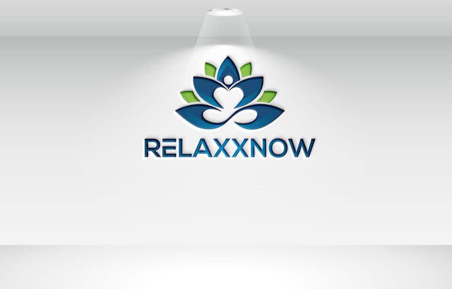 Kilpailutyö #112 kilpailussa RELAXXNOW Logo Design