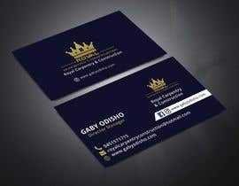 #203 for Create me BUSINESS CARDS by alimon2016