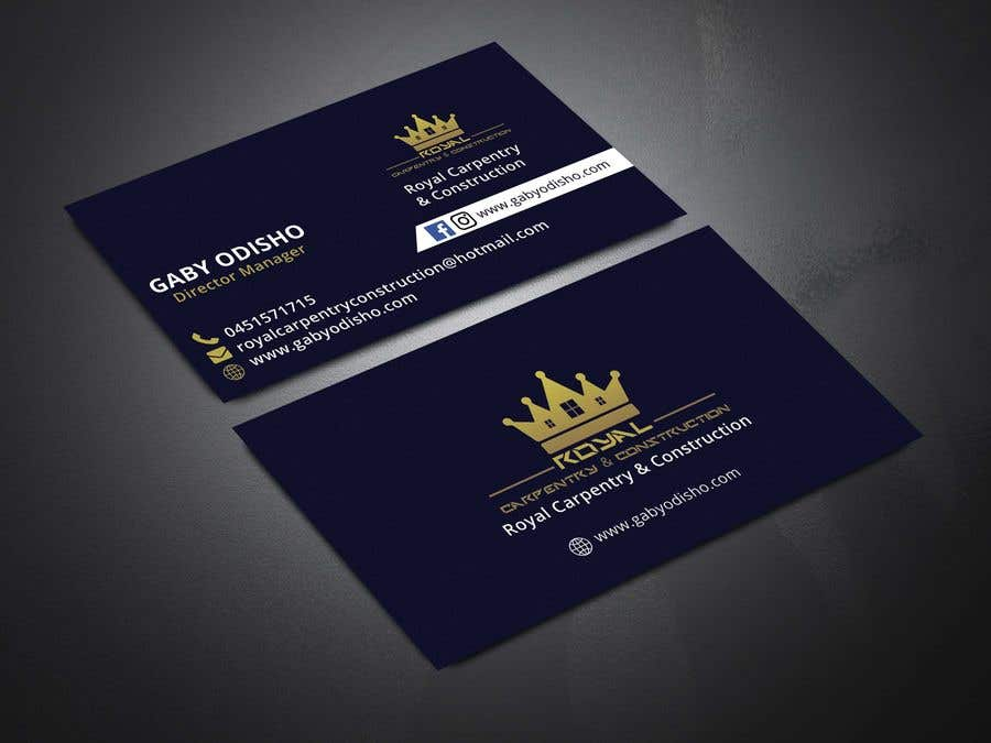 Contest Entry #205 for Create me BUSINESS CARDS