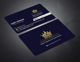 #206 for Create me BUSINESS CARDS by alimon2016