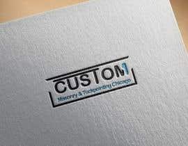 #19 для Logo for masonry & tuckpointing company от logodesignerezu