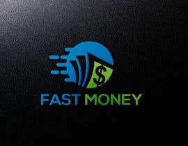 Nro 59 kilpailuun Logo Design - FAST MONEY käyttäjältä shahadatmizi