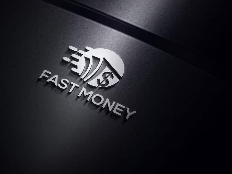Penyertaan Peraduan #60 untuk Logo Design - FAST MONEY