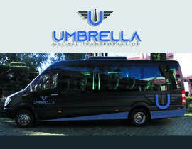 #409 untuk Develop Corporate Identity Charter Bus Shuttle Company oleh chagui