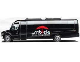 #178 untuk Develop Corporate Identity Charter Bus Shuttle Company oleh takujitmrong