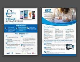 #20 for Vegas One Pager/brochure af bachchubecks
