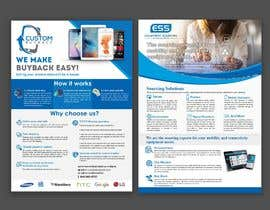 #21 for Vegas One Pager/brochure af bachchubecks
