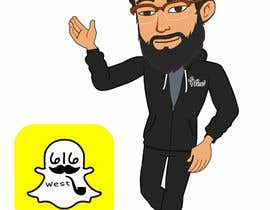 #58 untuk Snapchat Bitmoji Replica oleh fian128