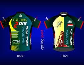 nº 44 pour CTM Cycling Jersey par mdmokibur