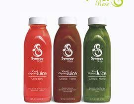 #157 cho Design of a logo and label for a juice bottle / company bởi aangramli