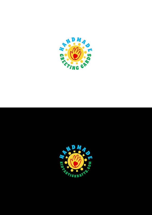 Inscrição nº 42 do Concurso para Need a logo for 'Handmade Greeting Cards' website
