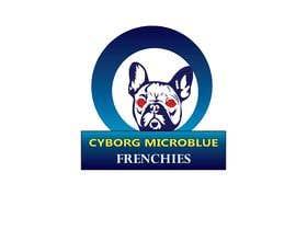 Nro 7 kilpailuun Cyborg MicroBlue Frenchies käyttäjältä Bahauddin123