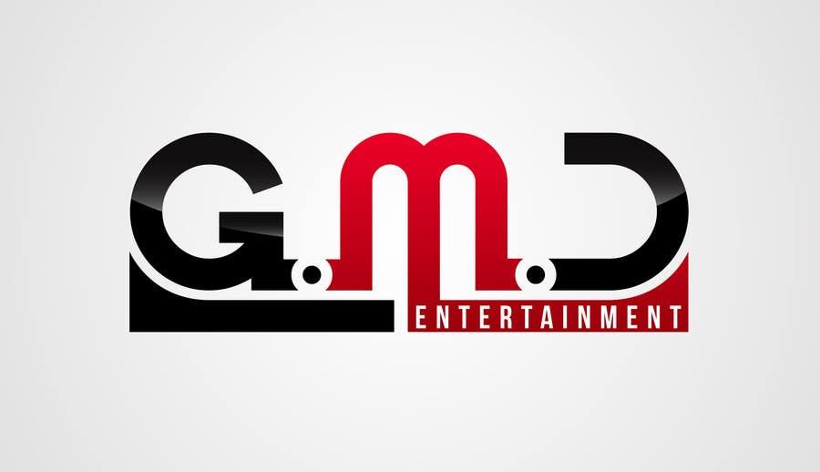 Bài tham dự cuộc thi #81 cho G.M.D Entertainment