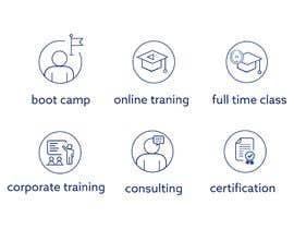 #13 for Create Icons for Training programs by ahmedabdelraoufm