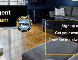 "#15 untuk Need website banner for ""Real Estate Agent Referral Program"" oleh Darya5669"